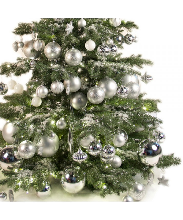 Luxury-Tree-Silver-150cm