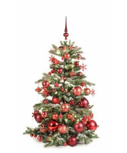 Luxury Tree Warm Bordeaux 120cm-0