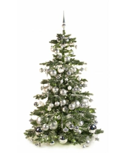 Luxury Tree Bright and Silver 210cm-0