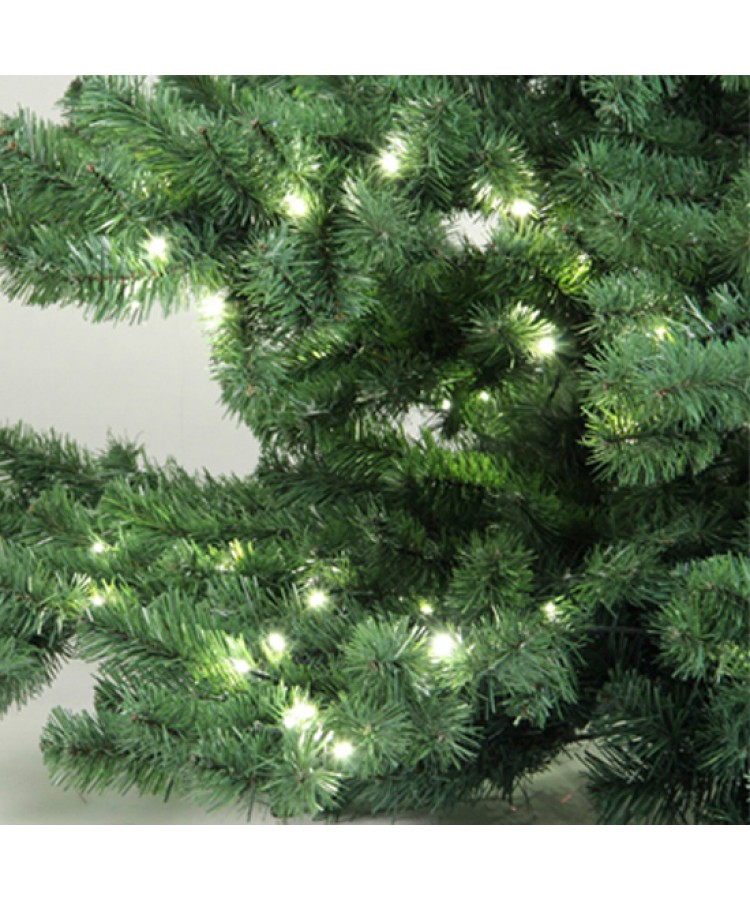 Basic Tree Bright and Silver 180cm-159