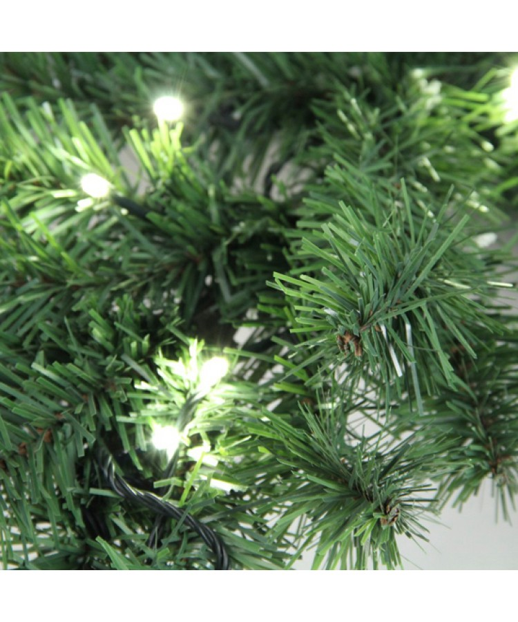 Basic Tree Bright and Silver 210cm-175