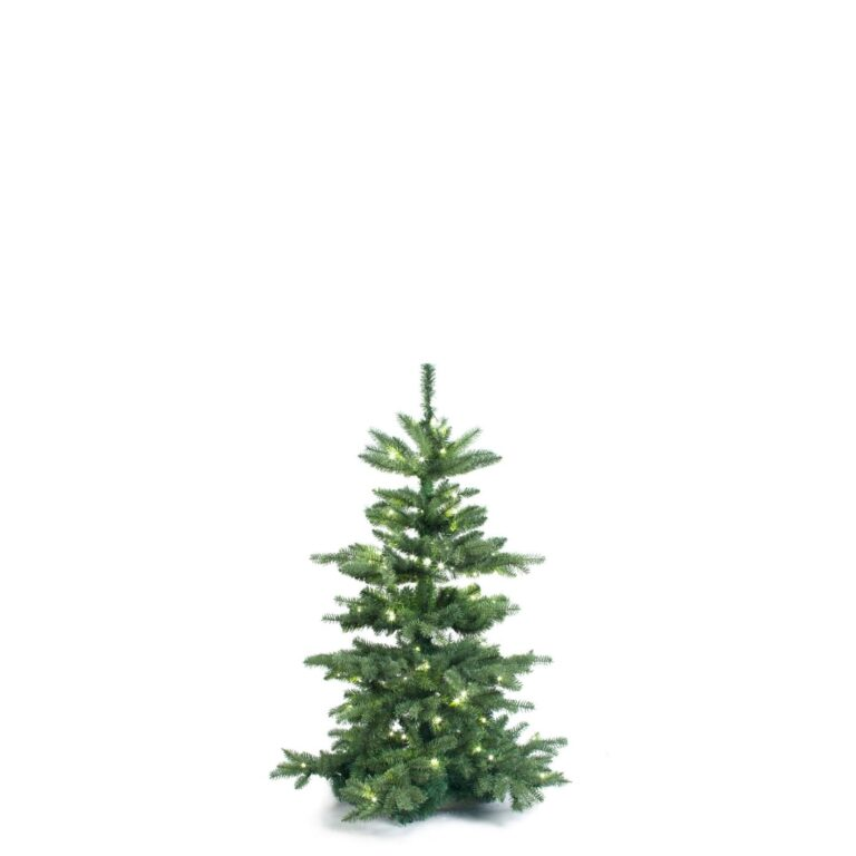 Luxury Tree Bright and Silver 120cm-1600