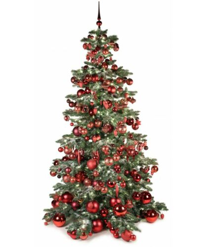 Luxury Tree Warm Bordeaux 240cm-0