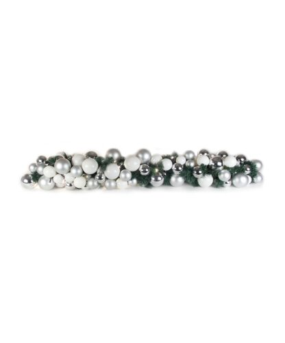 Luxury Garland Bright and Silver 150cm-0